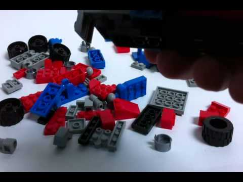 Kre-O Live Construction: Basic Optimus Prime (1/2) [Français]