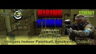 Rising Storm 2016 Paintball Event - Highlight Video