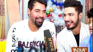 Kumkum Bhagya star Vin Rana celebrates birthday with SBAS team
