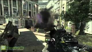 Call of duty modern warfare 3 - Paris