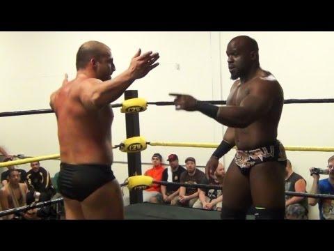 Uhaa Nation vs. Chris Dickinson Beyond Wrestling [Free Match] CZW Combat Zone Dragon Gate DGUSA