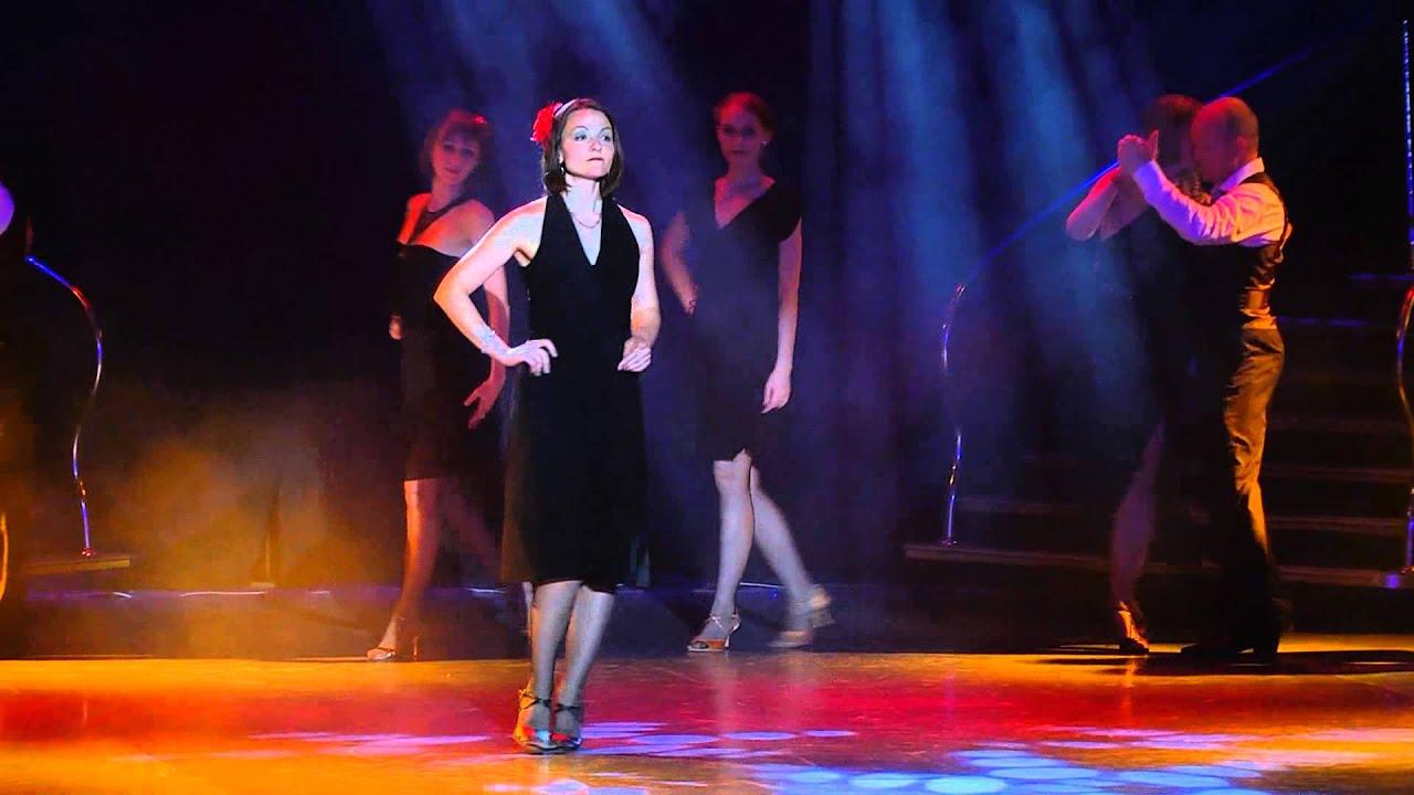 Летний отчетный концерт студи DIVA в Гигант-холле 08.06.2014 года. Видео Аргентинского танго.
