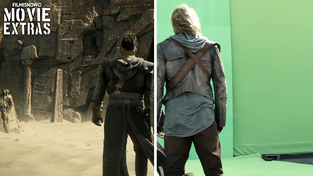 The Shannara Chronicles - VFX Breakdown by Mackevision (2015)