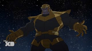 Avengers Assemble | Avengers vs. Thanos | Disney XD