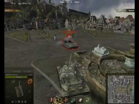 World Of Tanks МАУС vs ИС-7 дуэль