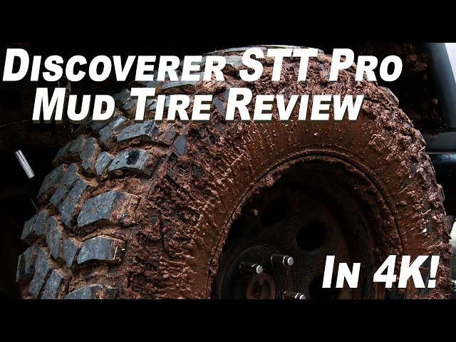 Cooper Discoverer STT Pro - Off Road Mud Tire Review - In ...