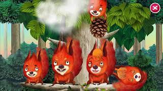 Game Hay Vui Nhộn Cho Bé – Chuột Chuỗi, Nhím, Sóc – Pepi Tree  # 360