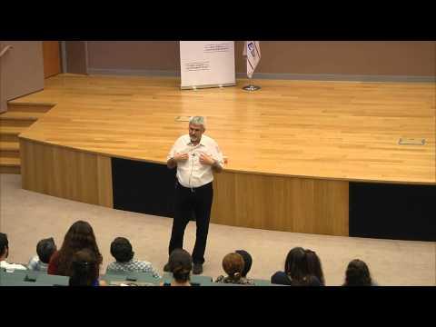 Özyeğin Üniversitesi Tanıtım Sunumu Prof.Dr.Erhan Erkut 2.Gün İlk Oturum