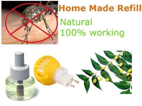 Mosquito killer refill - Home made