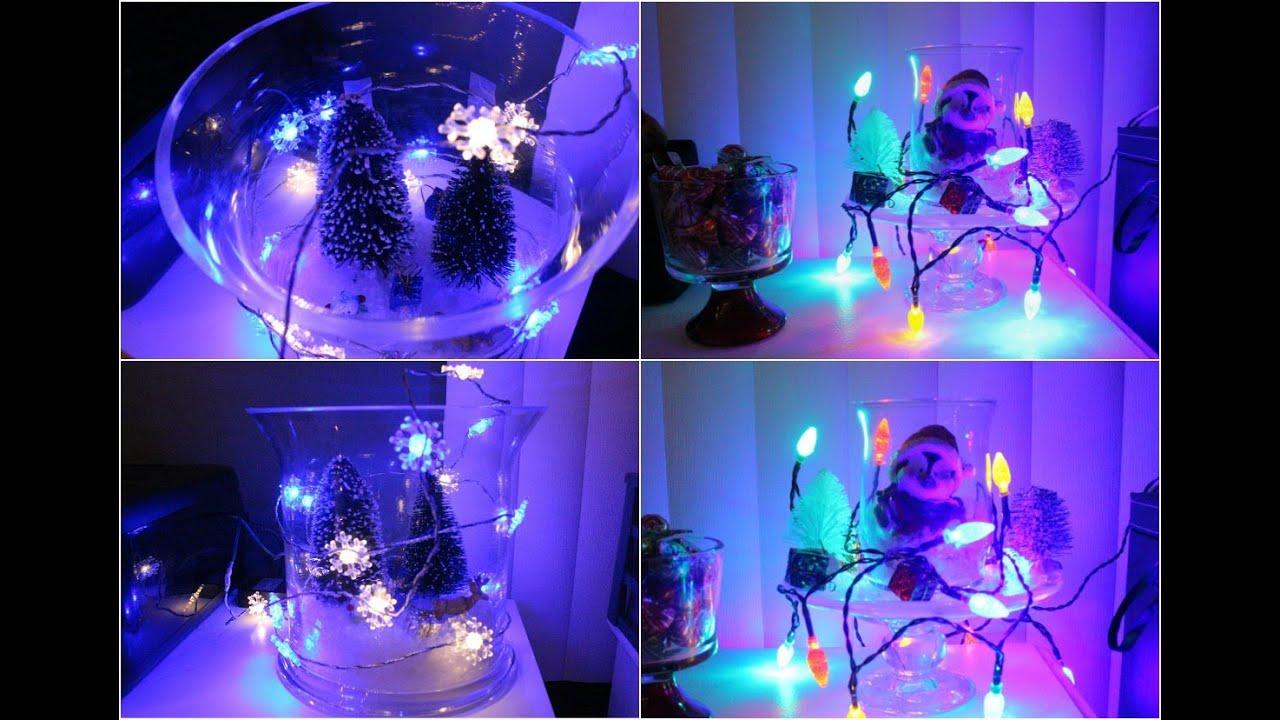 Decora tu cuarto para invierno super f cil barato - Decoracion de habitaciones en navidad ...