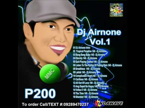 Tekno Disco Album - Dj Airnone video