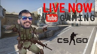 LIVE CS GO | Counter Strike | 200 , 300 , 400 Viewer Giveaway