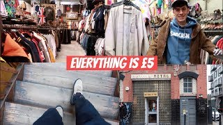 THE BEST THRIFT STORES IN LONDON!