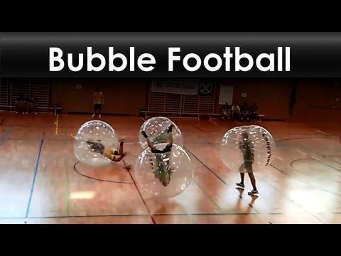 Giocare a Calcio Dentro una Bolla? Si Può!