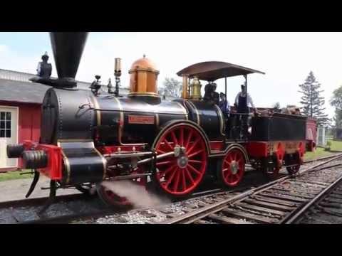 🚅🚃🚃🚃 Поезда и Паровозы видео для детей серия 18 / Train videos for kids. Steam Locomotive
