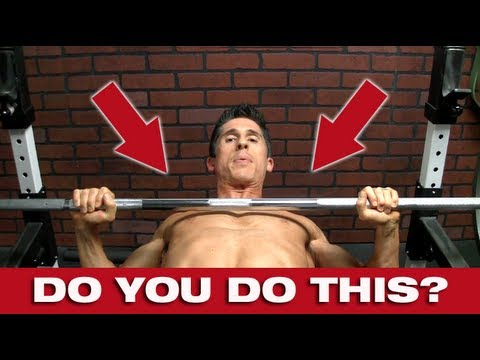 How to Bench Press WITHOUT Pain - Reverse Grip Bench!! Image 1