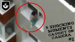 5 Shocking Moments Caught On Camera