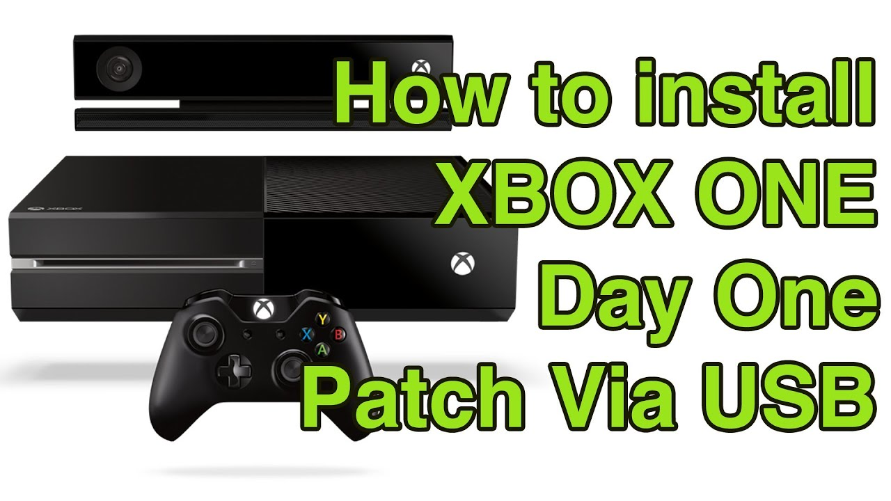 Day one patch xbox one download