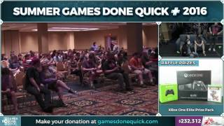 Castlevania: Symphony of the Night (blindfolded) by romscout in 1:08:36 - SGDQ2016 - Part 57