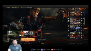 A MONSTER!! playing Some Black ops 4 on PS4! GAME TIME!!