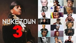Nuketown 3 Ft Everyone 40 Features Official Audio