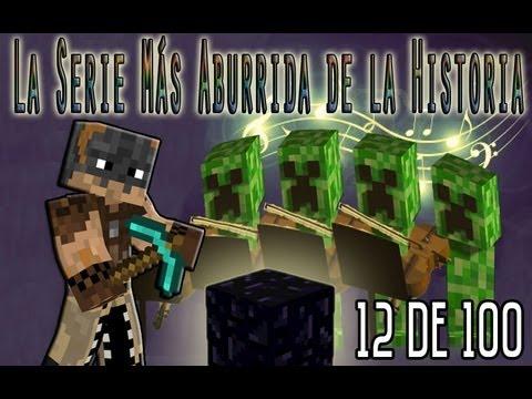 LA SERIE MAS ABURRIDA DE LA HISTORIA - Episodio 12 de 100 - Nada