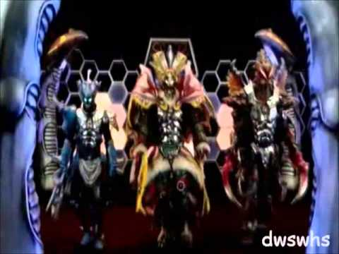 Mighty Morphin Power Rangers - Megaforce Opening V1
