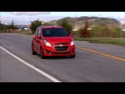 Car Tech - 2013 Chevy Spark