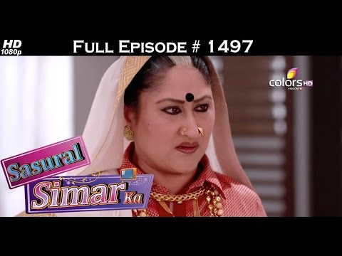 Sasural Simar Ka - 8th May 2016 - ससुराल सिमर का - Full Episode (HD) thumbnail