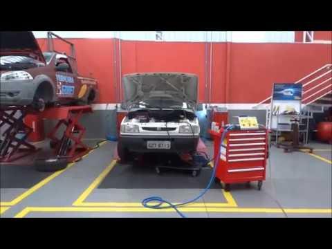 Oficina Mecânica (FCA) -21/12/2017 Revisão Fiat Fiorino 2001/2002