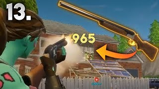 PUMP SHOTGUN SNIPER..!! | Fortnite Battle Royale Moments Ep.13 (Fortnite Funny and Best Moments)