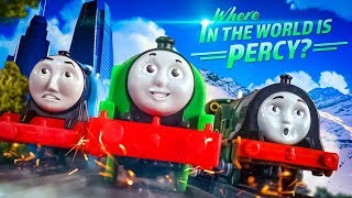 The Search for Percy | Where in the World is Percy #2 | Thomas & Friends