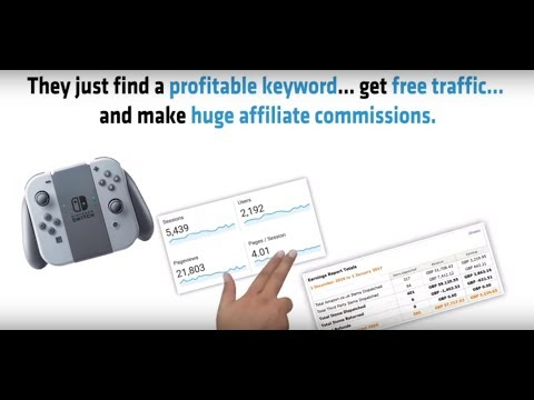 How To Make Money Online With Affiliate Marketing | Clickbank | $1k/day With Free Traffic Keywords