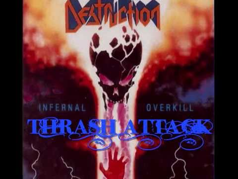 Destruction - Thrash Attack