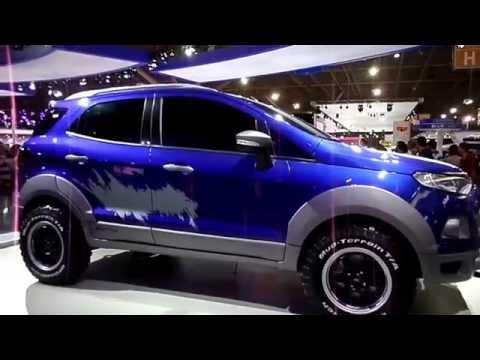 New 2016 Ford EcoSport Strom
