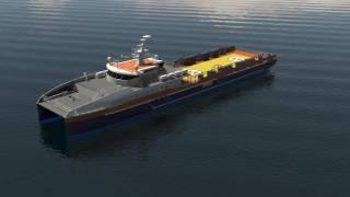 First Cummins QSK95-Powered Marine Vessel - 360 Degree View