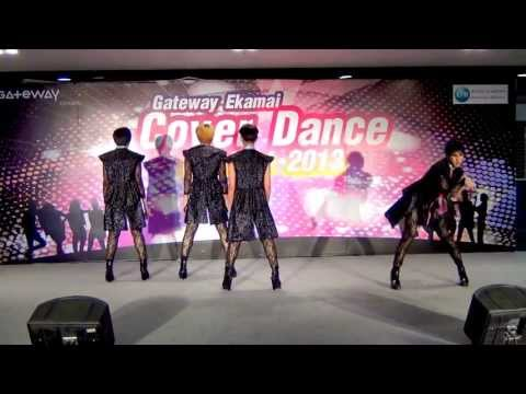 130616 Anafter cover Rania – Just Go @Gateway Ekamai Cover Dance Contest 2013 (Audition)