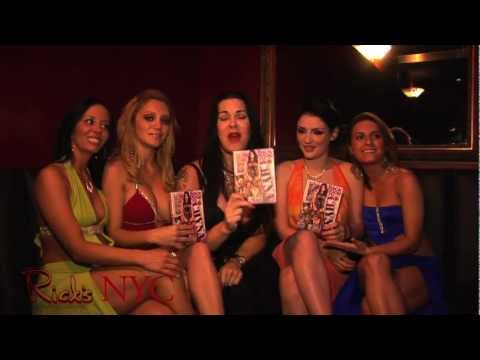 WWE Superstar Chyna visits Rick's Cabaret NYC to promote her new Vivid Video ...