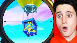 REACTING TO WTF MOMENTS IN FORTNITE!!!