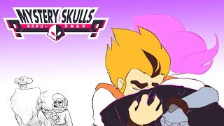 Halloween Special Mystery Skulls Comic Dub Adventures Ft Abimation Friends