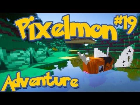Pixelmon Minecraft Pokemon Mod! Adventure Server Series! Episode 19 - The Rival Battle