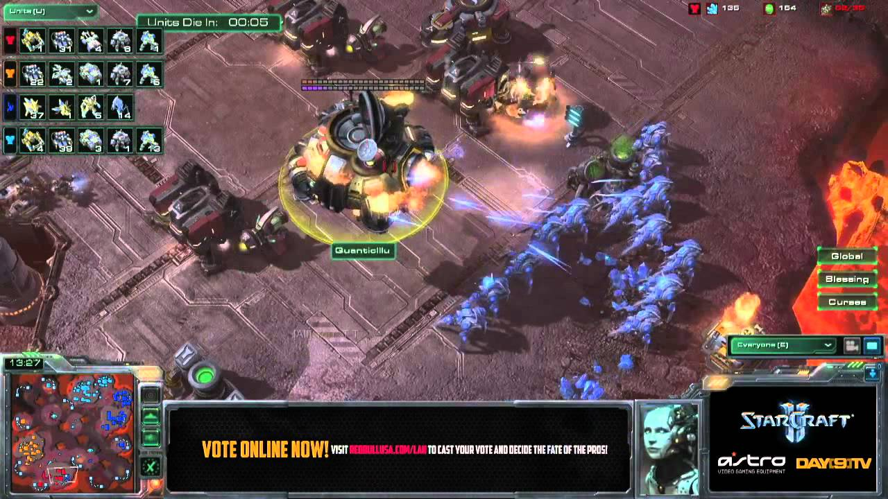 Team White-Ra vs Team Illusion G2 Red Bull Seattle Round of 8 Match A