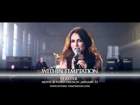 Within Temptation - Faster Audio Clip
