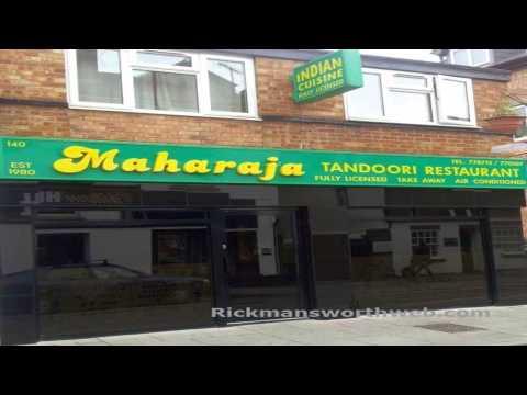 Maharaja Tandoori Restaurant Liphook Hampshire