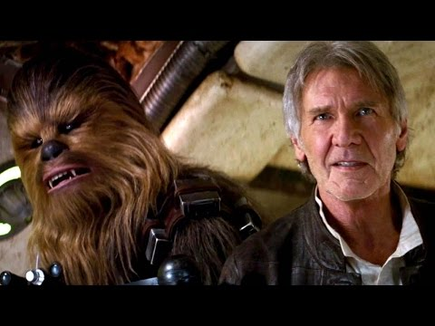 STAR WARS Episode 7 TRAILER # 2