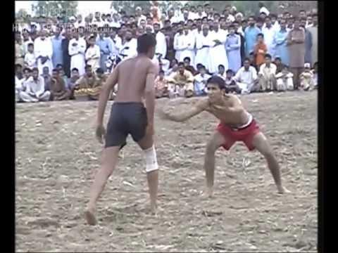 Kabaddi Match Habib Chowk Part 2-4