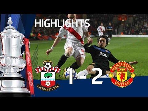 Southampton 1-2 Man Utd | The FA Cup 4th Round - 29/01/11