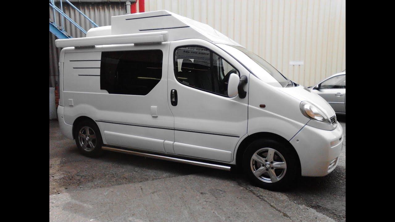 Vauxhall Vivaro Camper Van Conversion Youtube