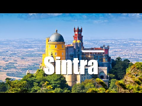 SINTRA, Portugal. UNESCO World Heritage Site