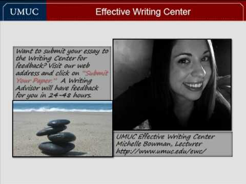an interactive approach to writing essays and reports in psychology